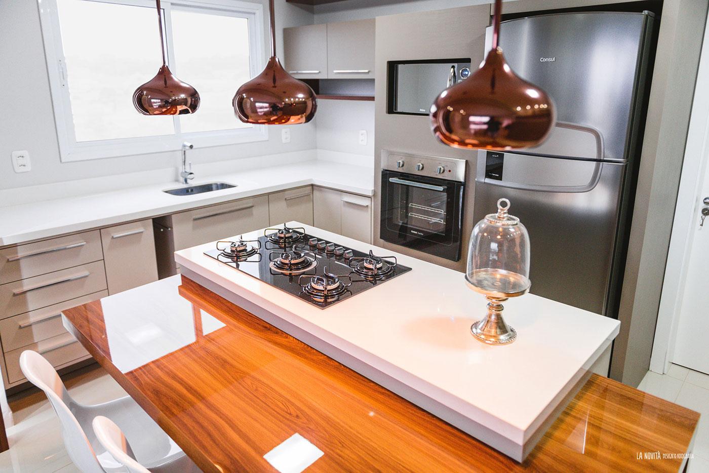 Cozinha Com Ilha Central E Sala De Jantar Oppenau Info