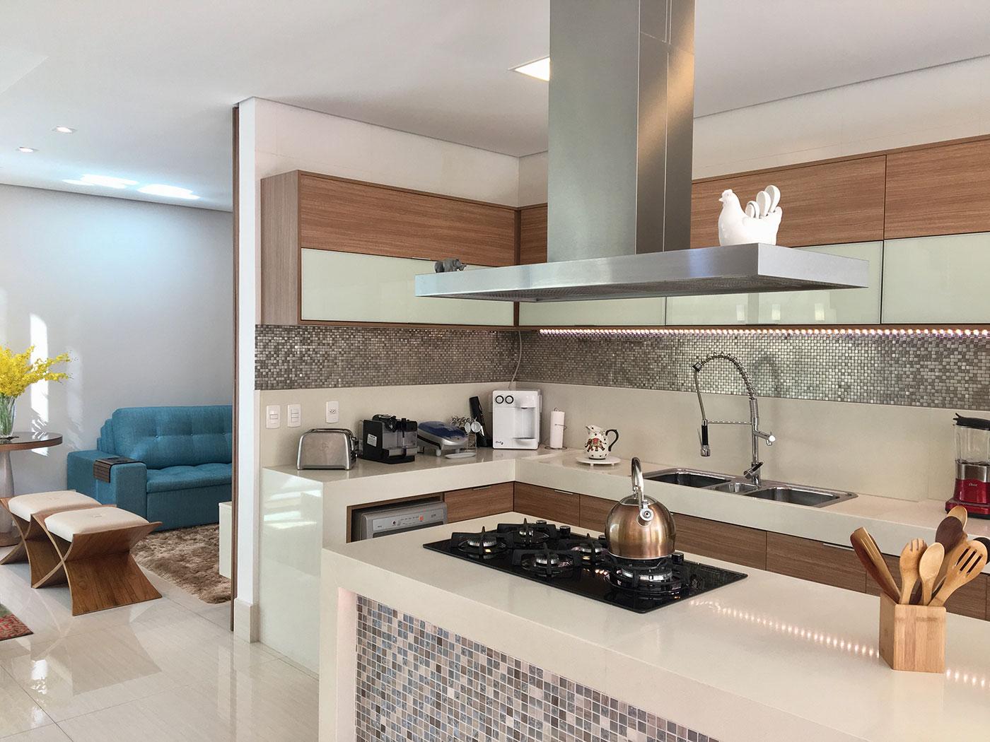 Cozinha Com Ilha Central 50 Modelos Fotos E Projetos Lindos