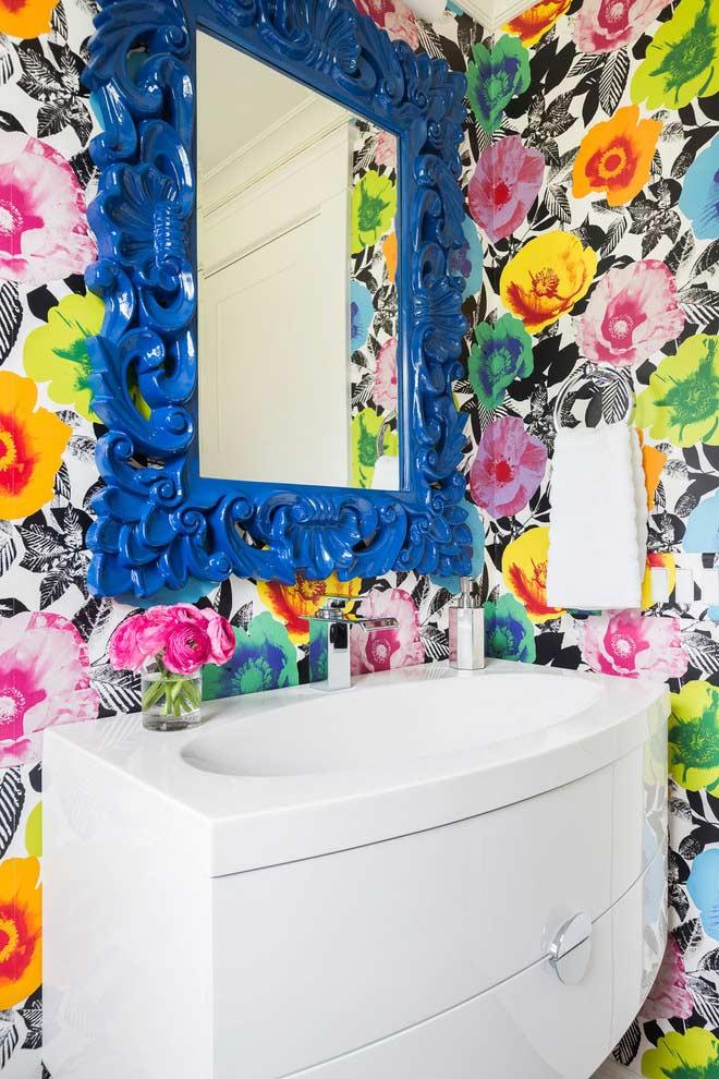 Se você quer colocar cor no ambiente, pense em móveis mais neutros