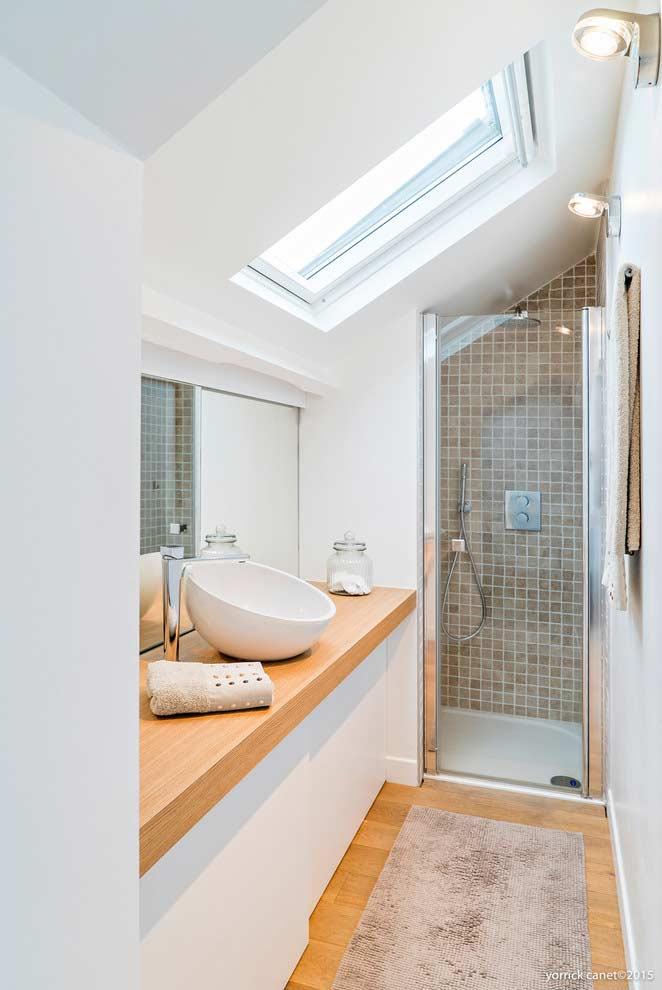 Soluções criativas para o banheiro pequeno