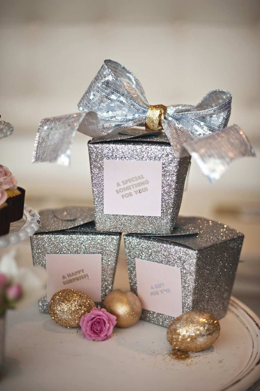 Mimo e lembrancinha especial para a decoração de ano novo!