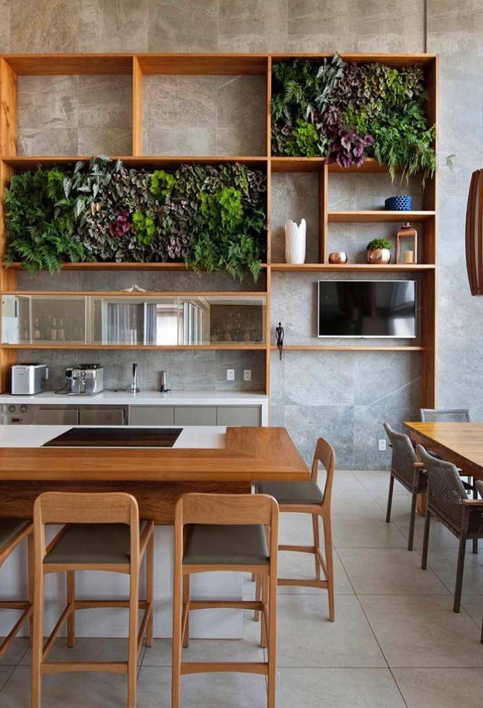 Ocupe a sua cozinha com mais vida