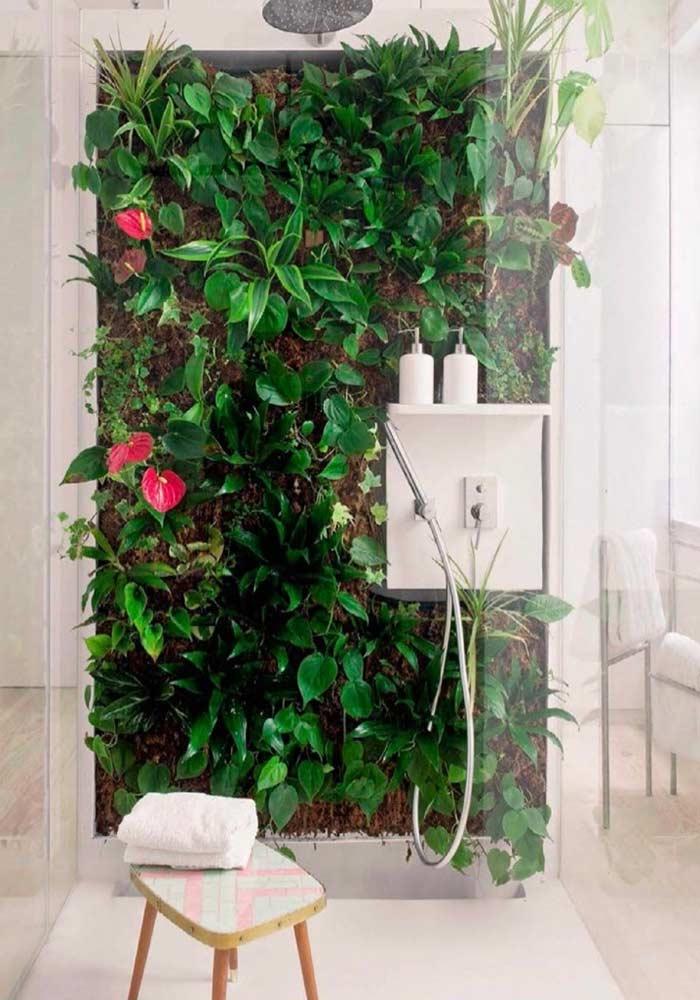 Banheiro de chuveiro