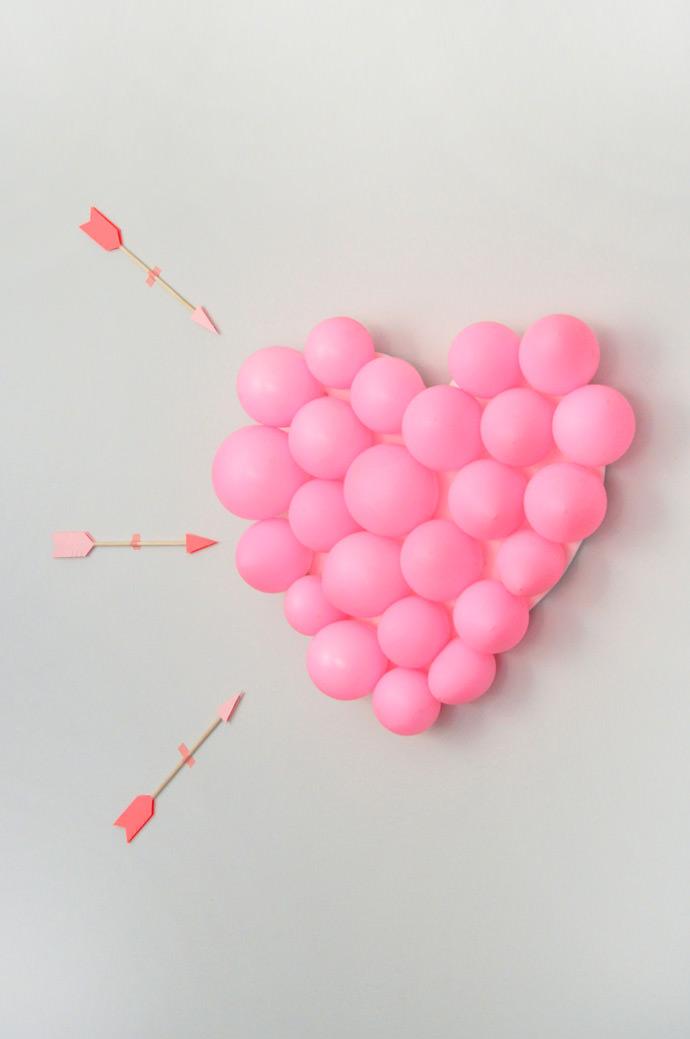 Flechas para acertar um coração