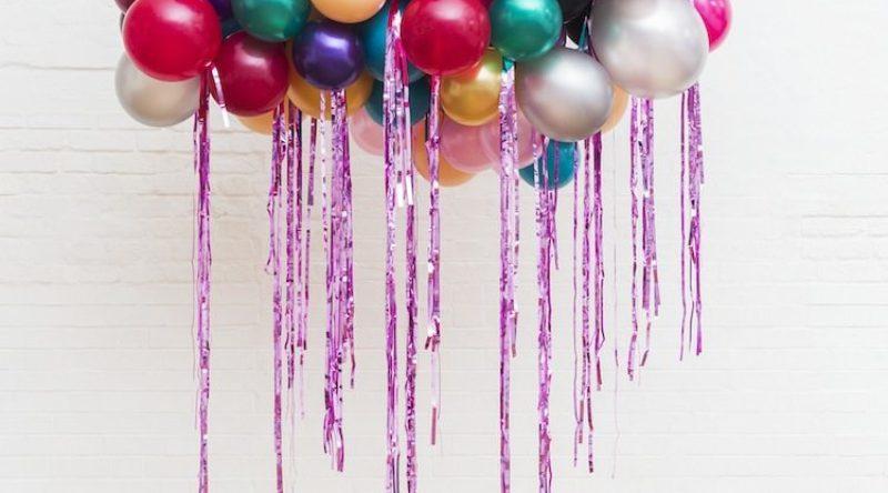 Decoração com balões: deixe sua festa muito mais divertida