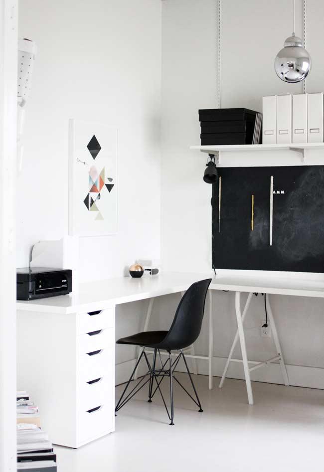 Escrivaninha modular