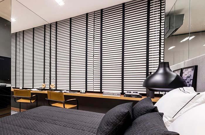 Com planejamento sobra espaço até para um home office