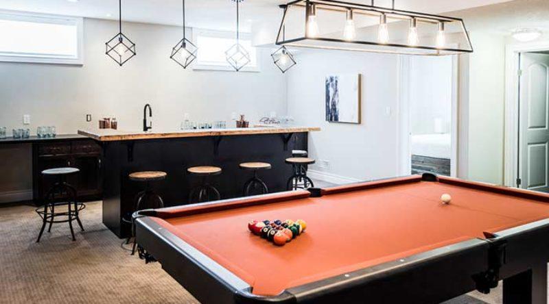 Sala de jogos: estilo e diversão em um mesmo ambiente