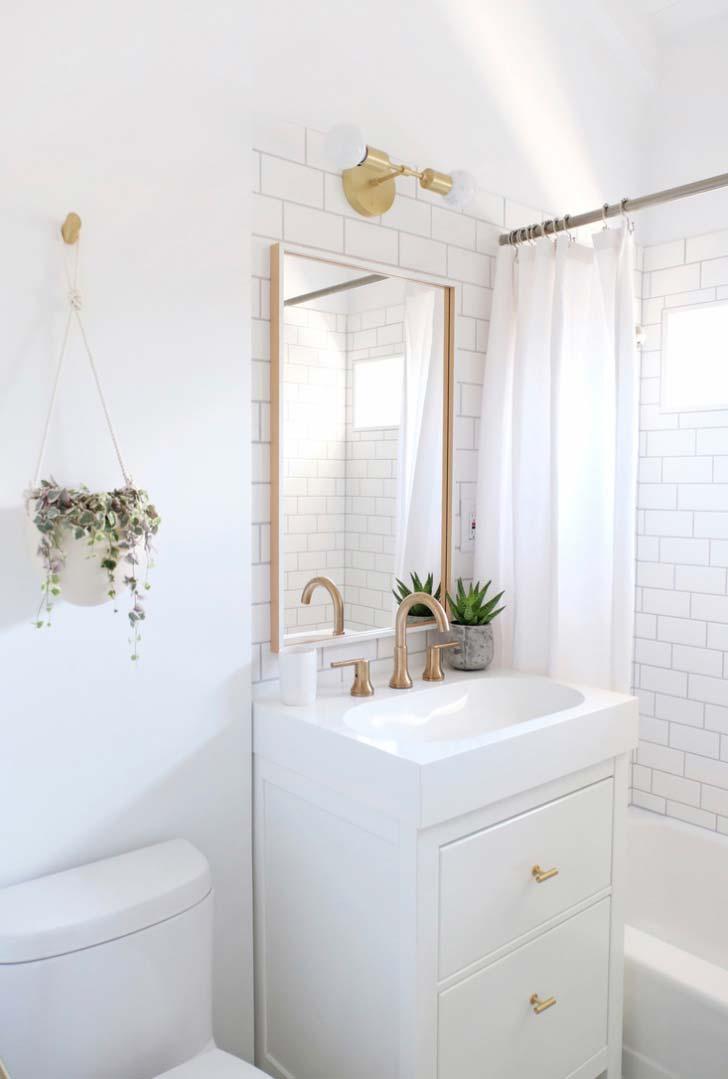 Banheiros Pequenos Decorados 100 Ideias Fotos Amp Projetos