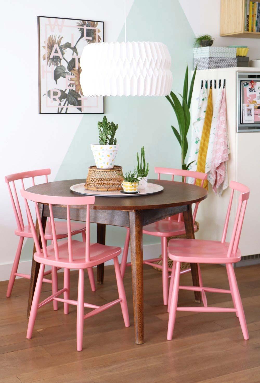 os cactos são os elementos decorativos favoritos desses estilo mais fofo e rosa