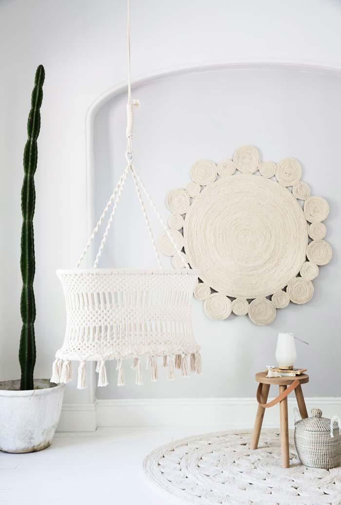 Cacto para a decoração até mesmo do quarto do bebê