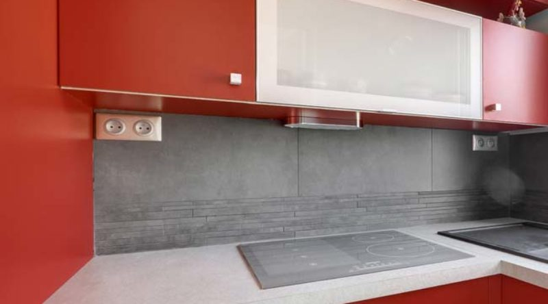 Modelos de cozinha vermelha para inspirar o seu projeto