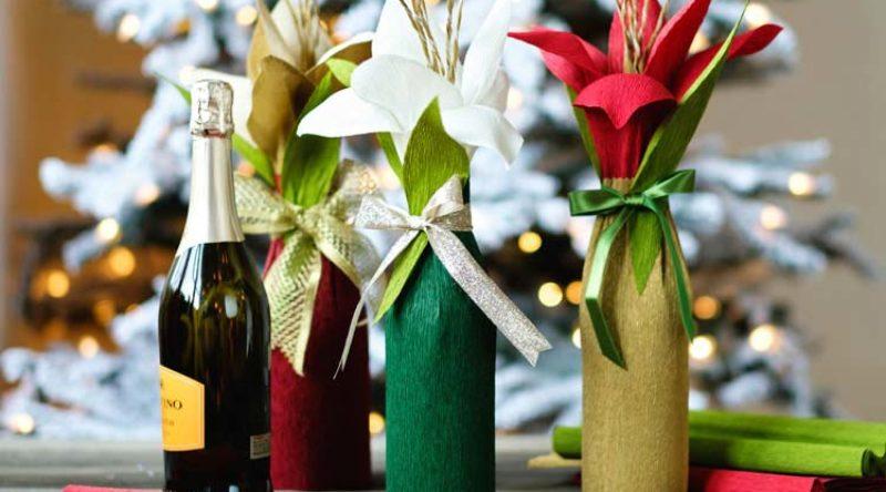 Garrafas decoradas: ideias para decorar e como fazer