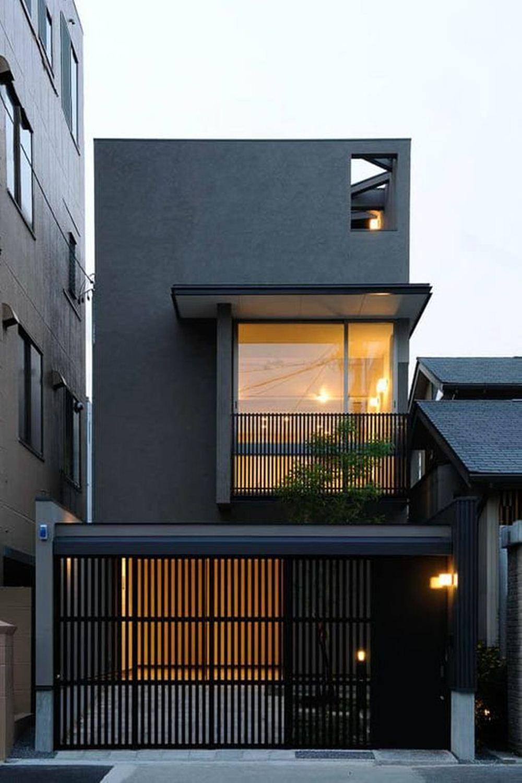Cores de casas fotos e tend ncias de pintura externa for Pintura casa moderna