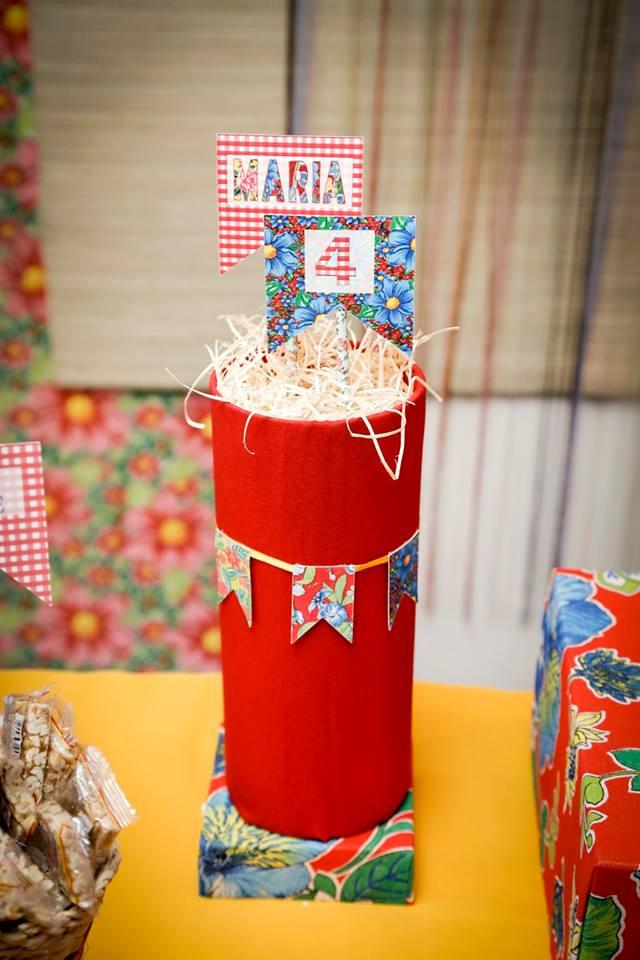 Decoração de festa junina: não tenha medo de ousar nas cores, é festa junina!