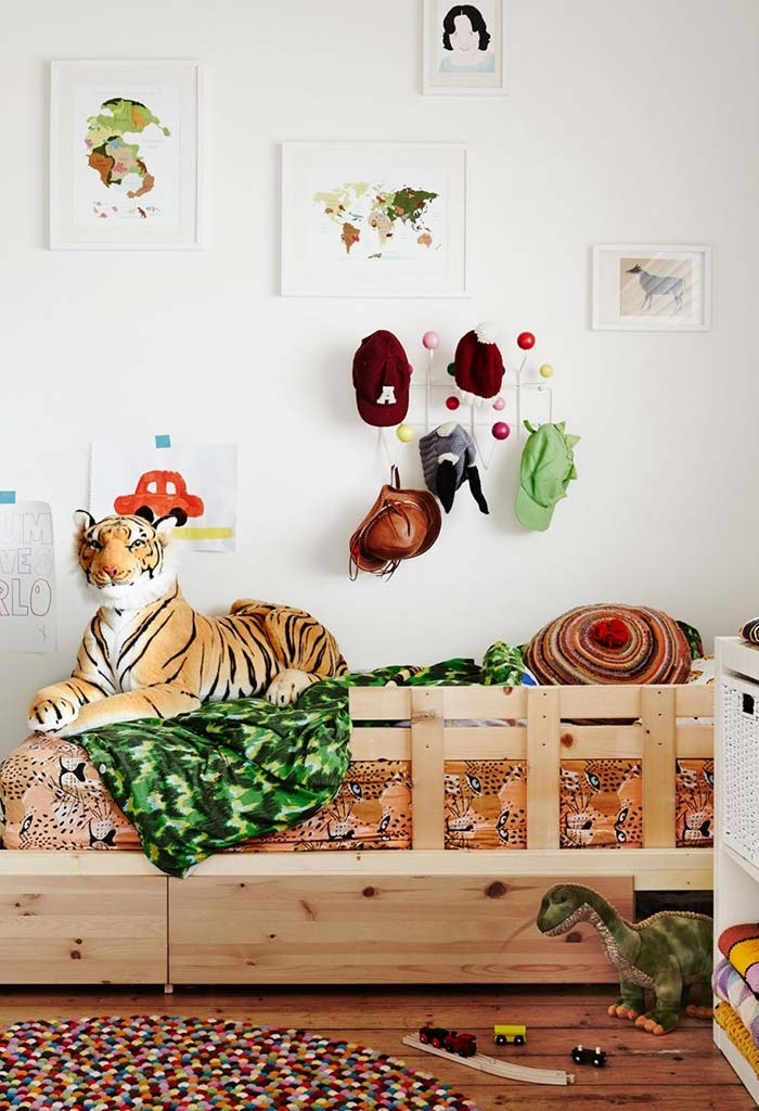 Quarto infantil Welcome to the Jungle