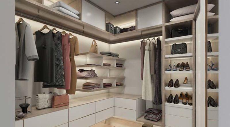85 modelos de closet com fotos para guardar e compartilhar