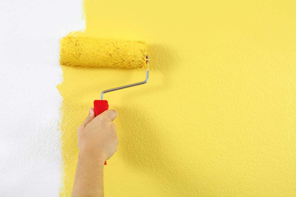 Cores de casas fotos e tend ncias de pintura externa - Pintura acrilica para paredes ...