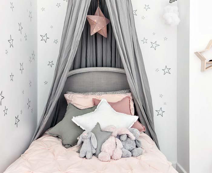 39280b7f2 O quarto infantil vai muito além da hora de dormir. É nele em que as  crianças brincam, guardam seus pertences e relaxam para uma noite de sono  tranquila.