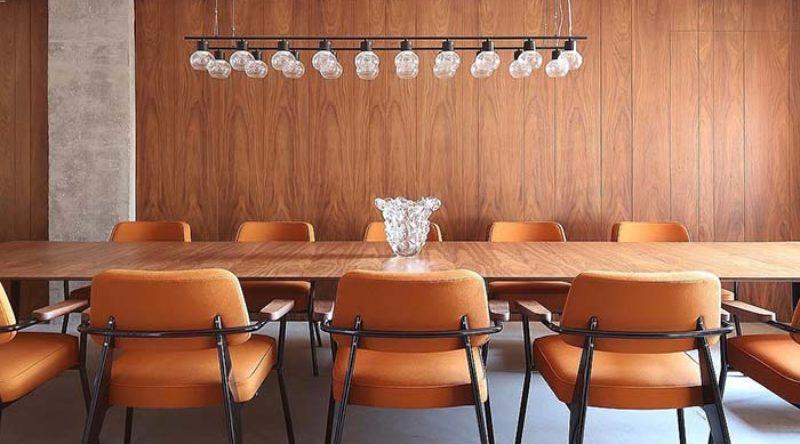 60 salas de jantar decoradas para você se inspirar hoje