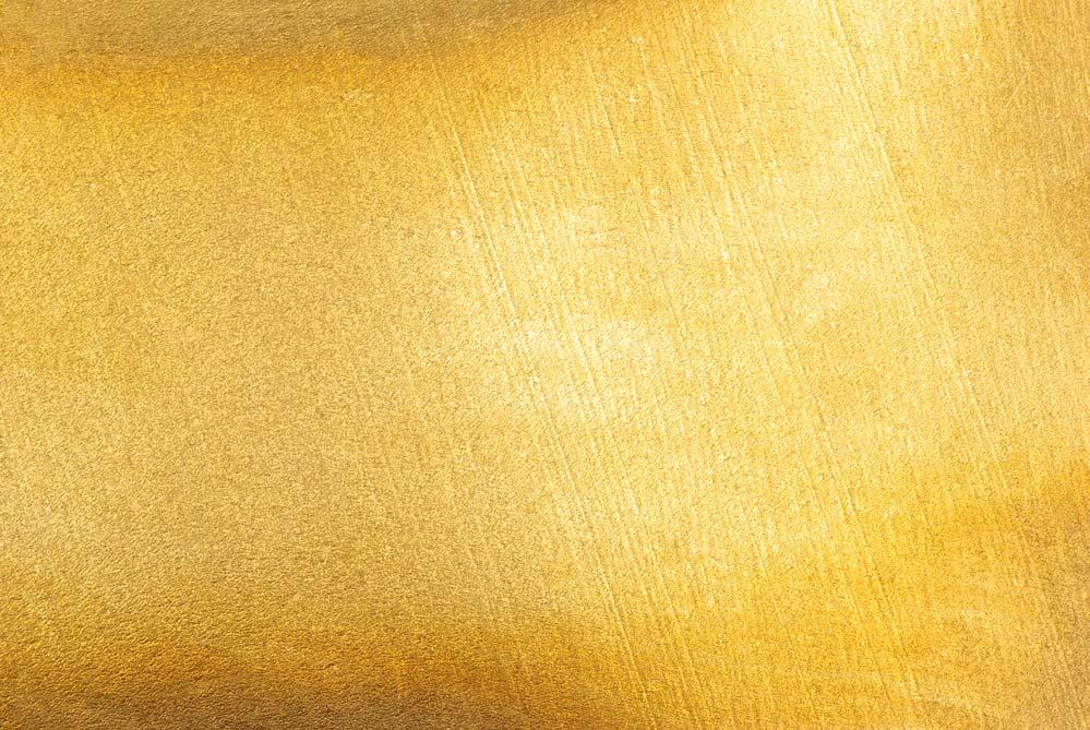 Amarelo dourado