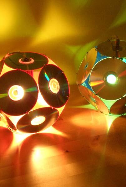 Estruturas esféricas com CD