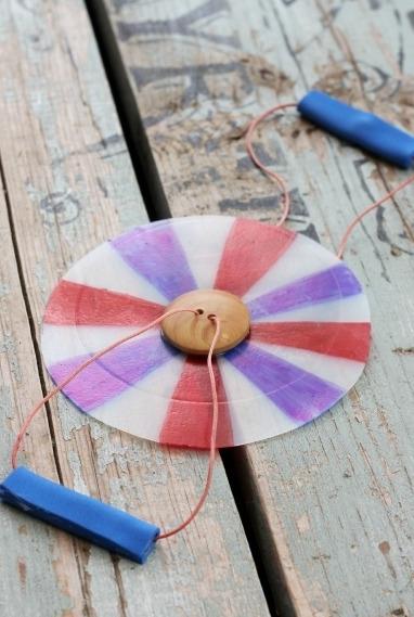 Criatividade no artesanato com CD