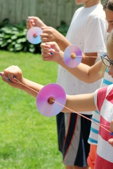 Brinquedo infantil com CD