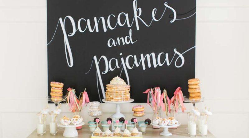 Festa do pijama: dicas para organizar e decorar com inspirações