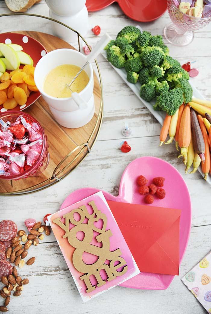 Petiscos saudáveis para o Dia dos Namorados