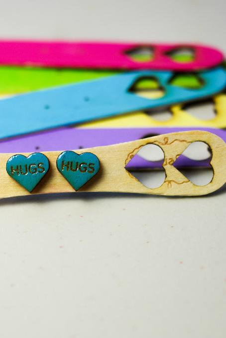 Diversas possibilidades para trabalhar artesanato com palito de picolé