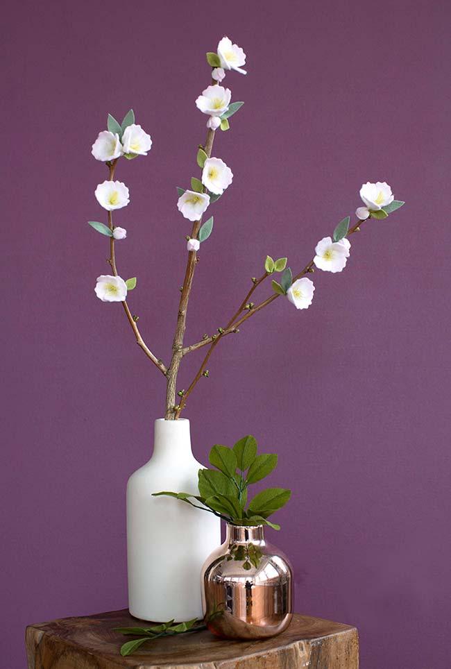 Florzinhas em feltro