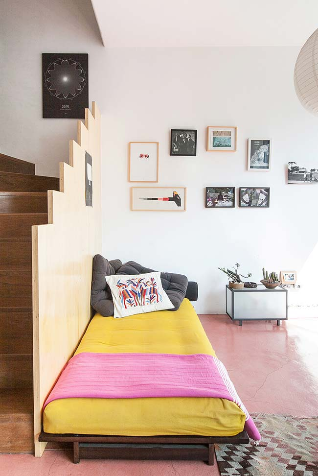 Sofá cama japonesa