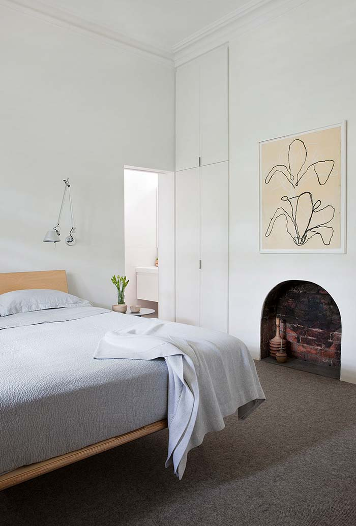 Use lençóis de elástico para valorizar o estilo da cama