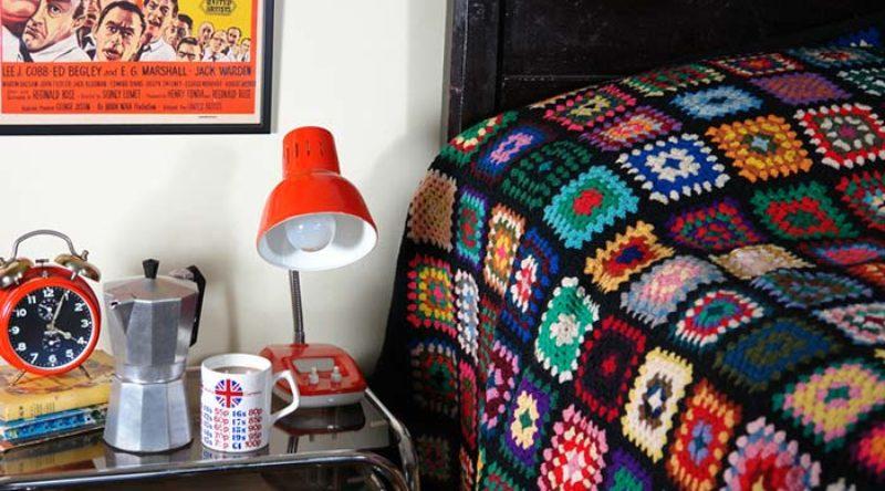 Colcha de crochê: 60 ideias, fotos e tutoriais passo a passo
