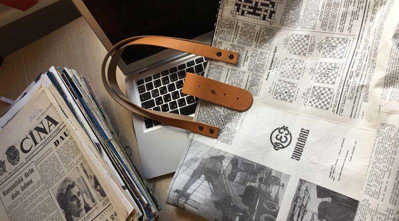Artesanato com jornal: descubra como reaproveitar o jornal com lindas ideias