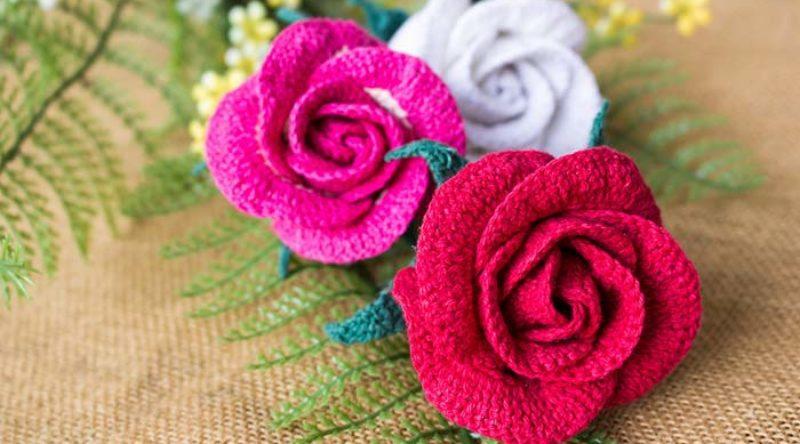 Flor de crochê: ideias inéditas e passo a passo para fazer em casa