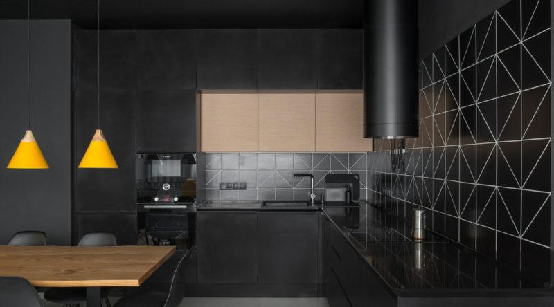 Cozinha preta: inspire-se com projetos belíssimos