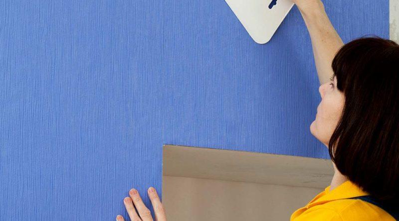 Como colocar papel de parede passo a passo