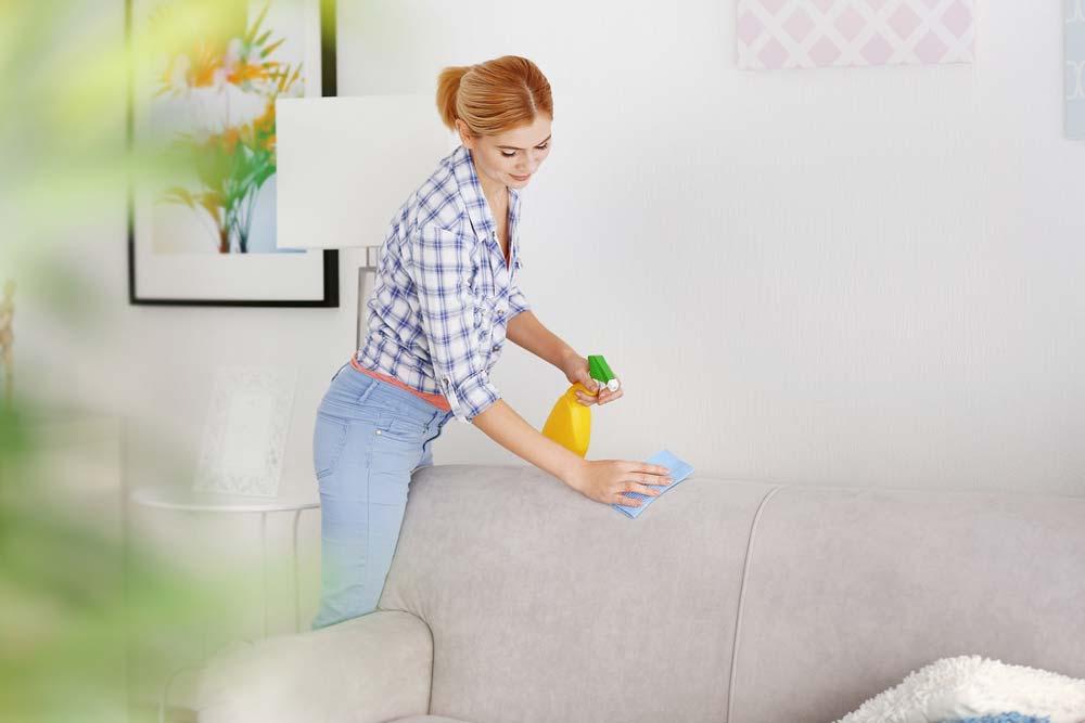 Como limpar sofá métodos