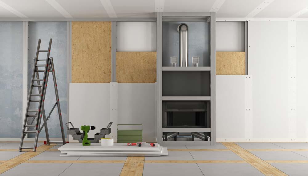 Mofo em Drywall
