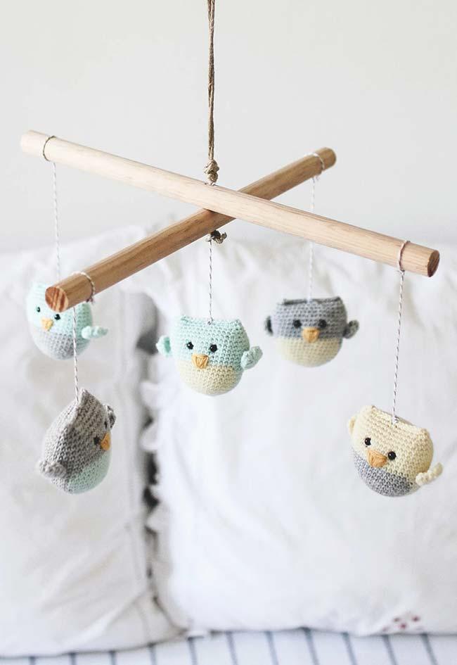 Ideias com corujinhas de crochê no maior estilo DIY