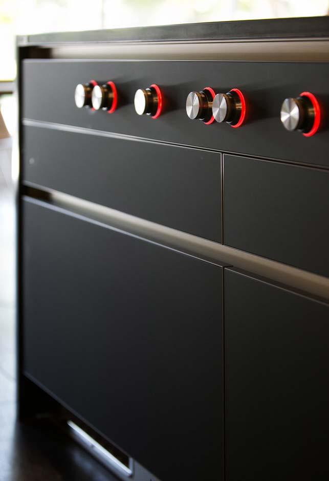 Escolha eletrodomésticos que melhor combinem com o seu projeto