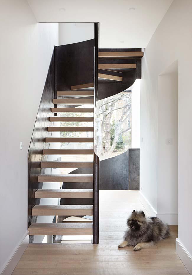 Mistura de escadas