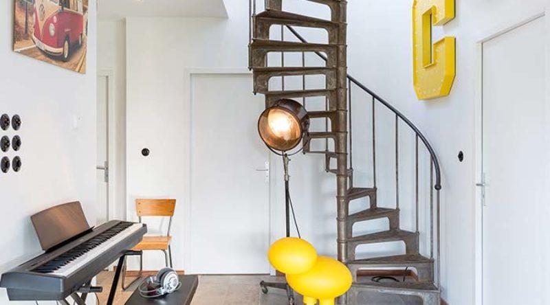 Escada caracol: saiba mais sobre este modelo de escada