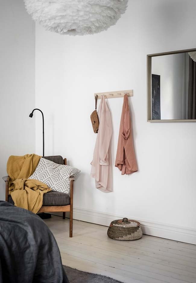 Espelho para quarto simples