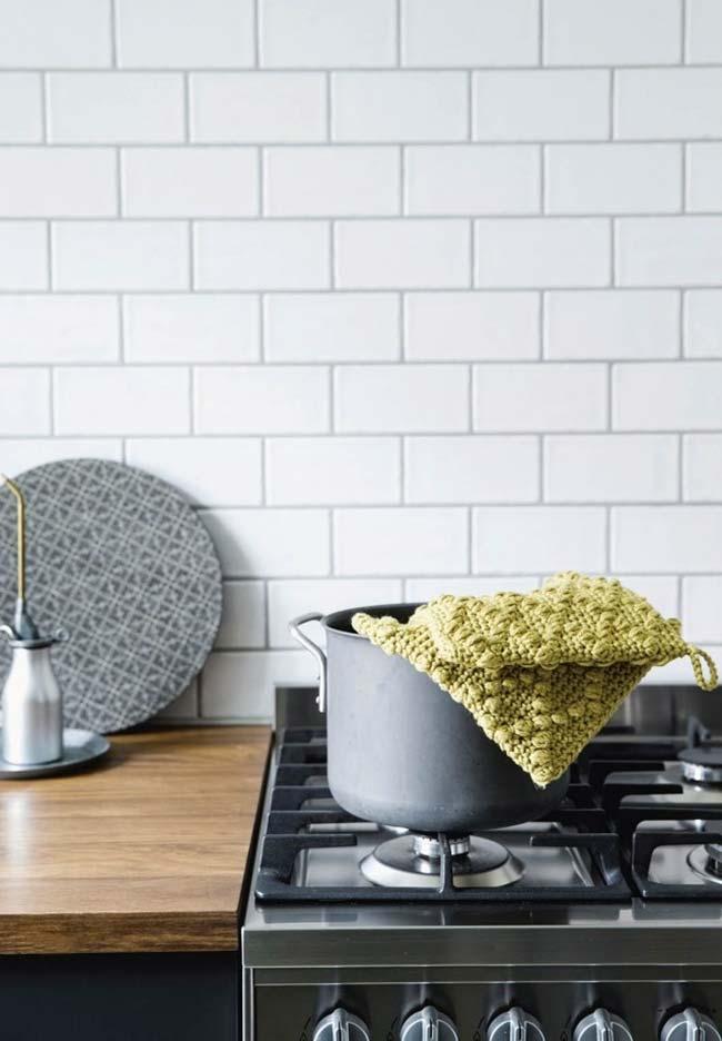 Luvas térmicas em crochê: proteção artesanal para ficam sempre segura com as suas panelas e formas