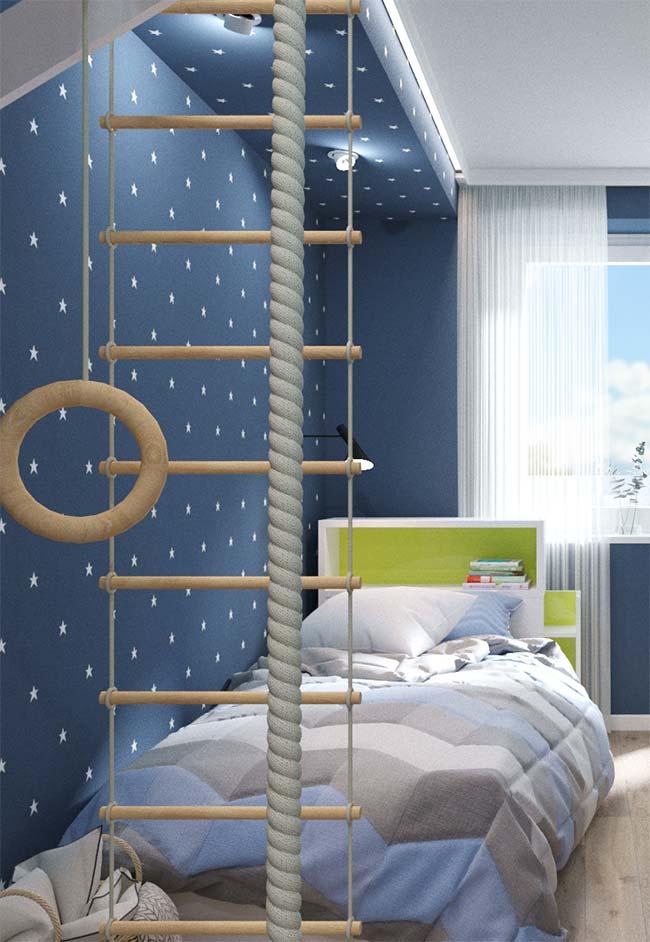Muitos ambientes e inspirações em um quarto só