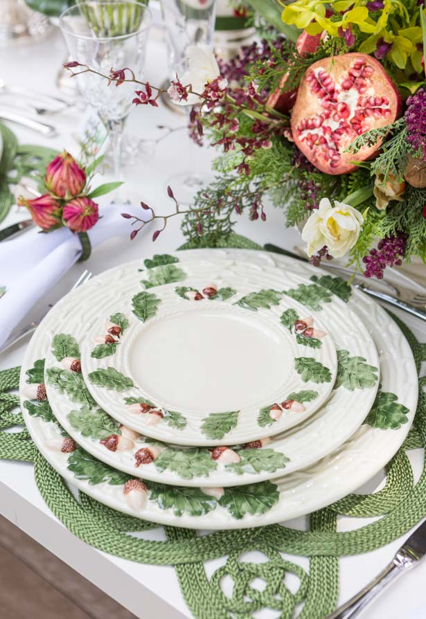 Uma ideia de sousplat de crochê para decorar sua mesa na maior elegância