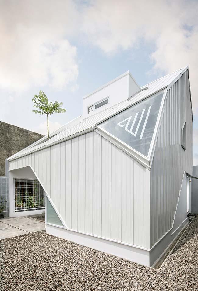 Casa container com outras formas